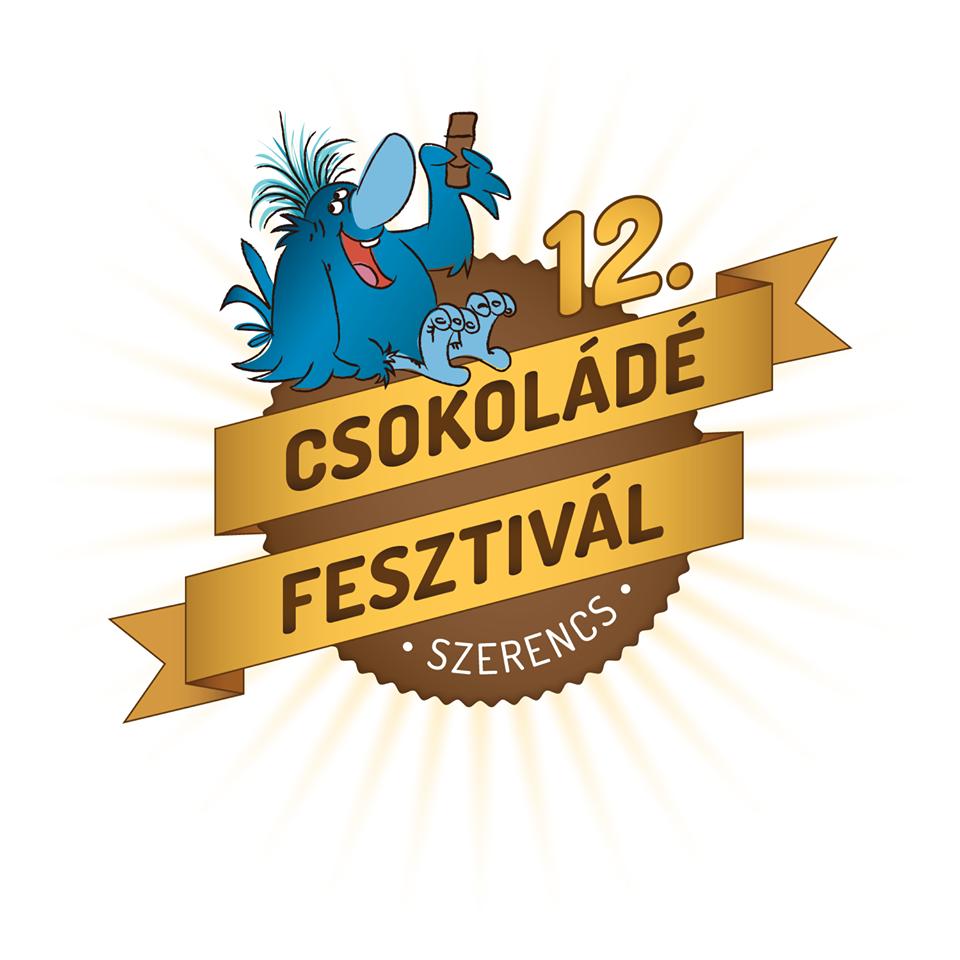 12. Csokoládé Fesztivál logo