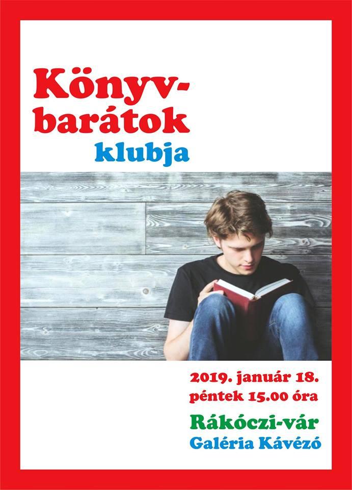 Könyvbarátok Klubja 2019/1
